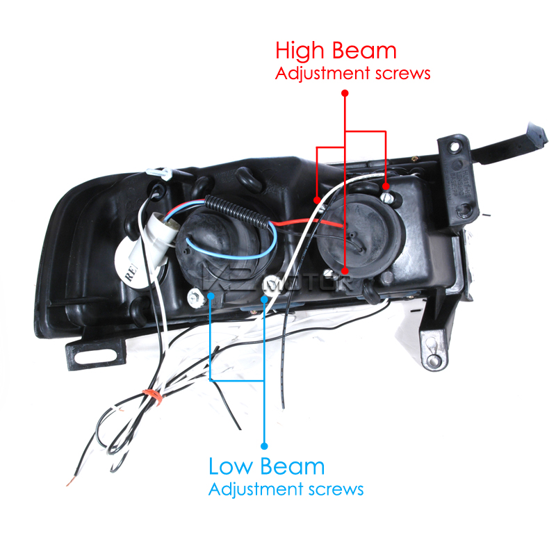 2004 Dodge Durango Headlight Wiring Harness