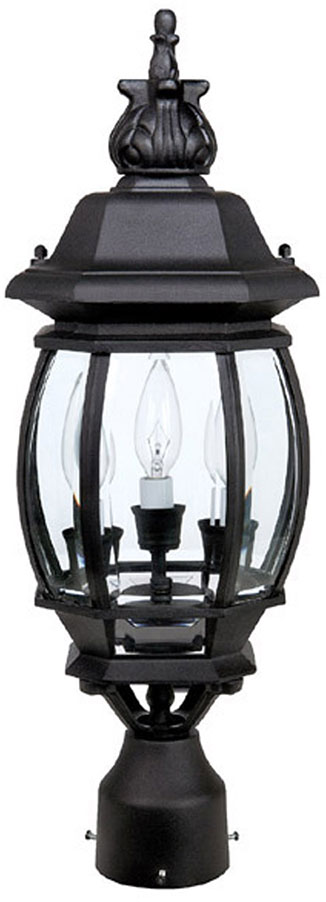 Capital Lighting 9865bk French Country Traditional Black
