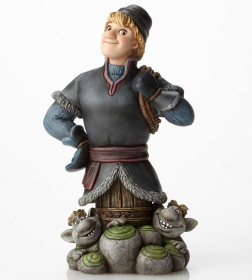 Kristoff With Trolls Figurine Disneys Frozen Gifts