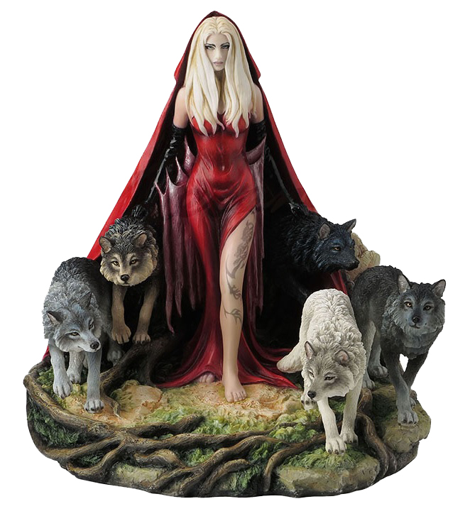 Howl Statue Figurine By Ruth Thompson Wolf Gifts