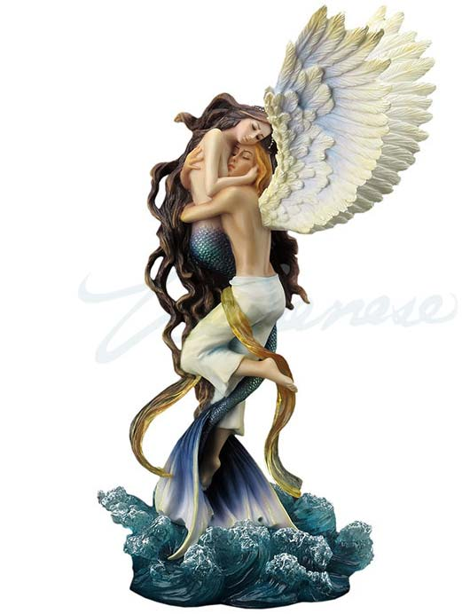 Impossible Love By Selina Fenech Mermaid Amp Angel Figurine