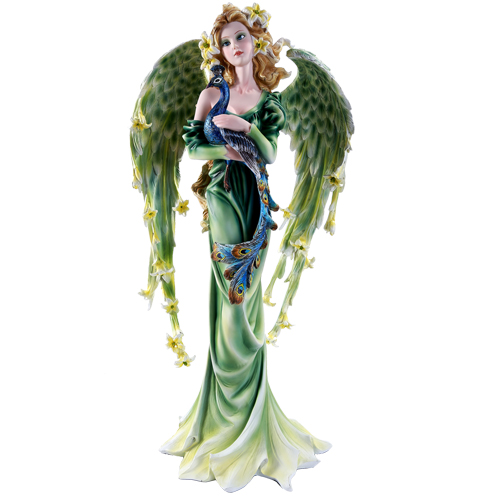 Peacock Fairy Figurine Faerie Gifts Amp Collectibles