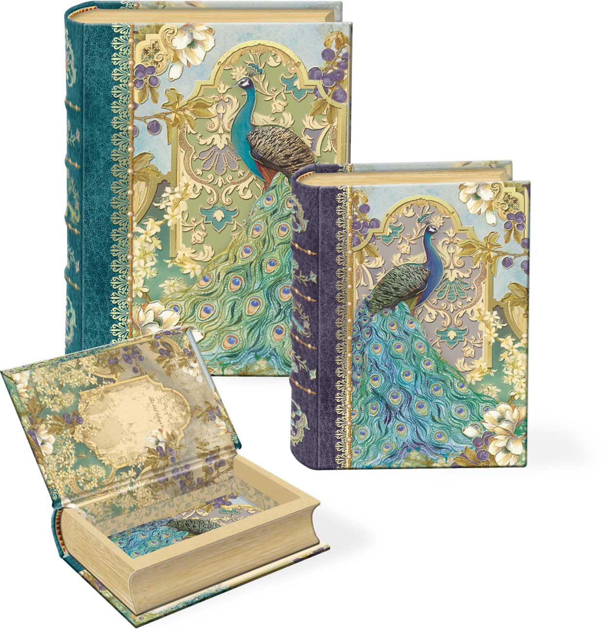 Christmas Cards Punch Studio Book Box