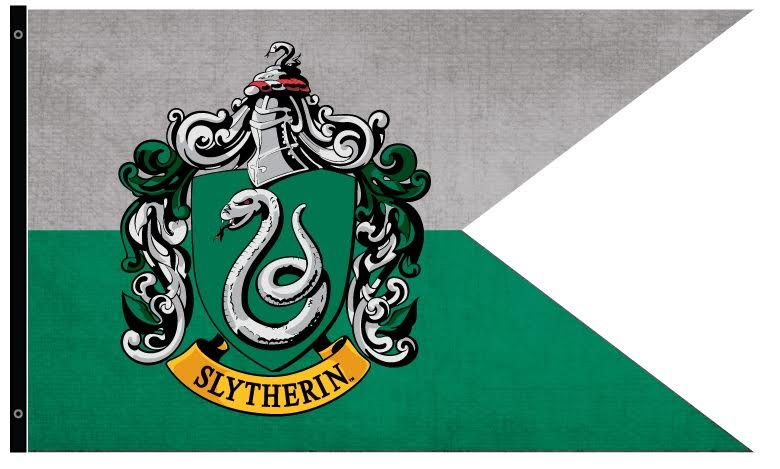 Slytherin Outdoor Flag Harry Potter Gifts Amp Collectibles