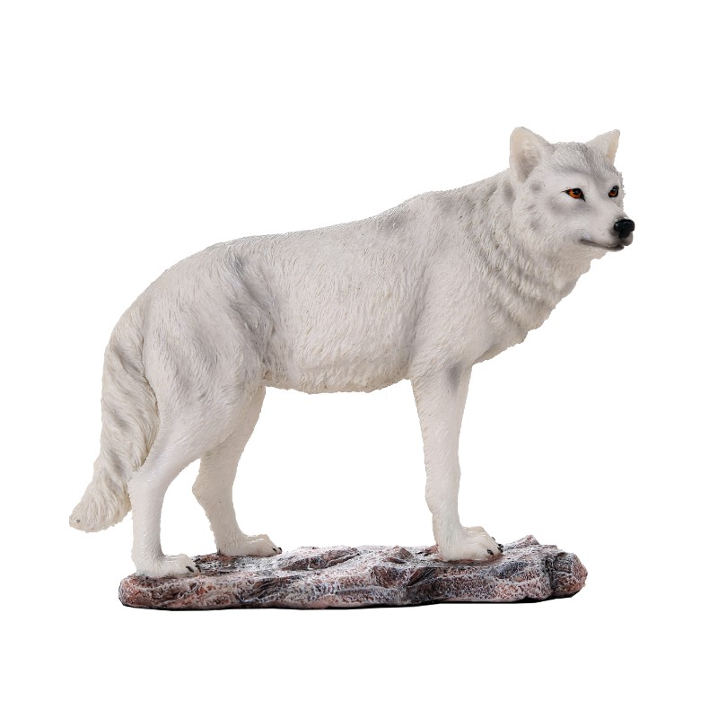Spirit White Wolf Figurine Wolves Myth Amp Monster Gifts