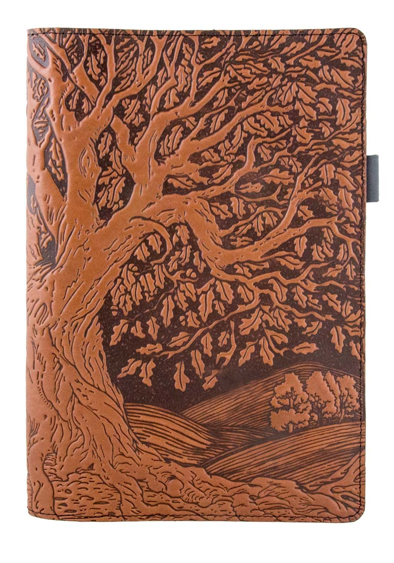 Tree Of Life Notebook Portfolio Leather Gifts