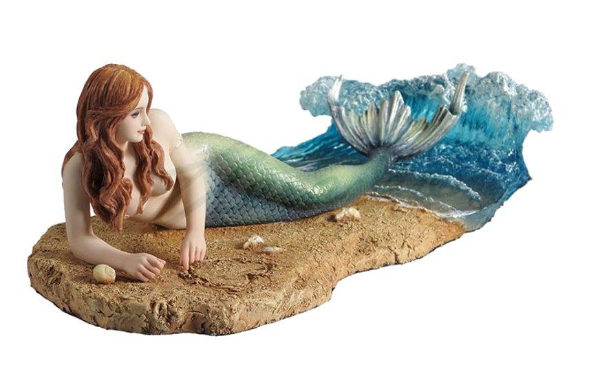 Waiting Figurine By Selina Fenech Mermaid Gifts