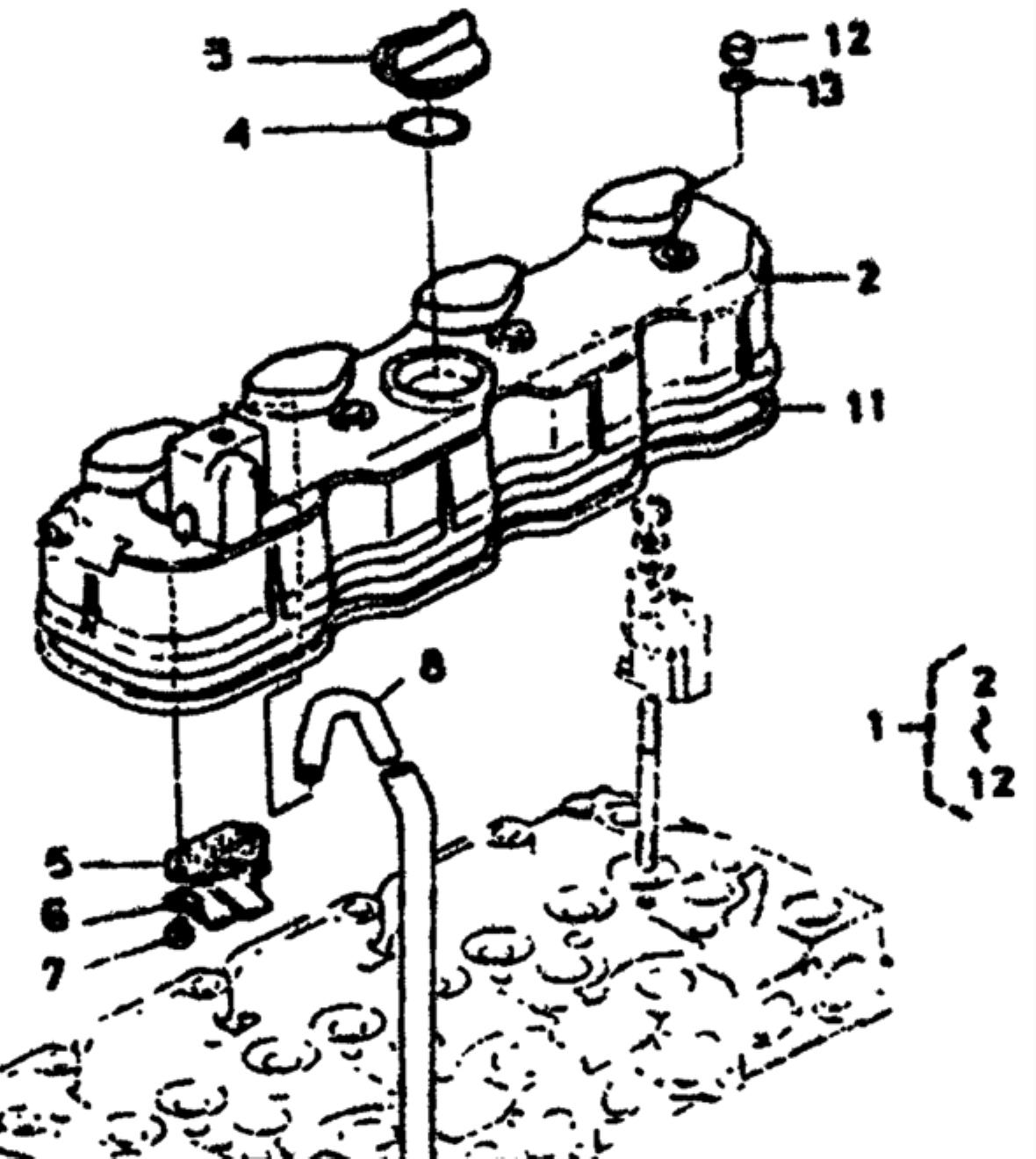 Engine Parts For Mahindra Tractor