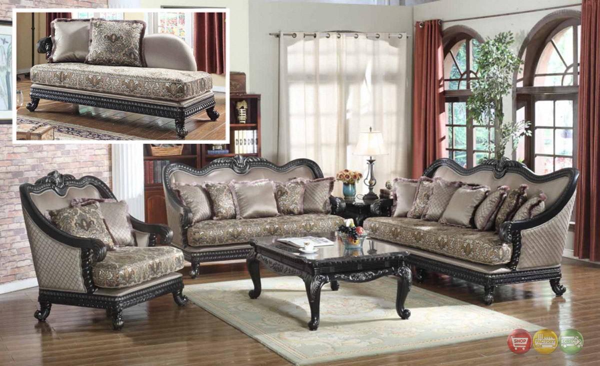 Formal Living Room Chairs