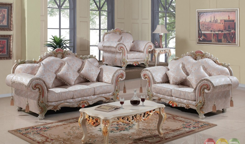 Antique Living Room Furniture - Home & Garden Improvement Design ...