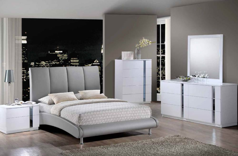 global furniture 8272-gr-jody grey / jody bedroom set