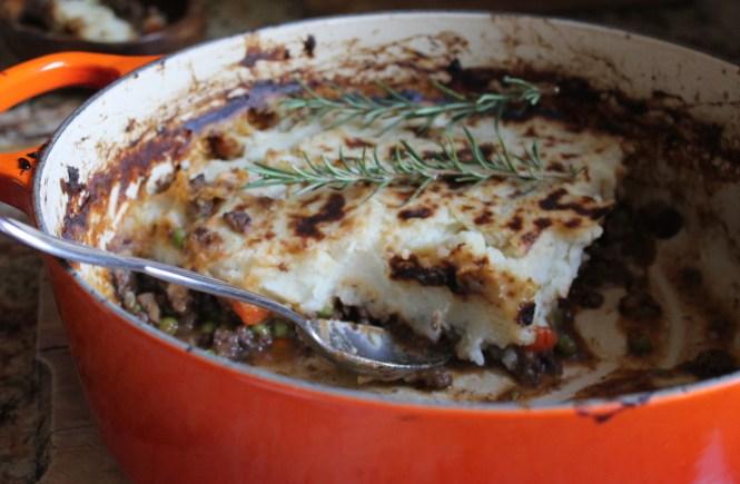 healthier shepherd's pie