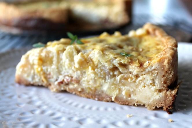 Quiche lorraine sep cooks quiche lorraine recipe forumfinder Choice Image