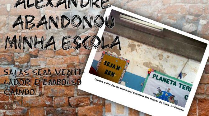 Creche e pré-Escola Municipal Severina dos Ramos da Silva