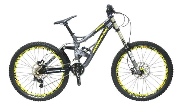 Sepeda Gunung Wimcycle Team DH