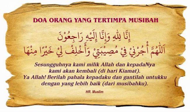 Contoh Ucapan Belasungkawa Islami / Kata-kata untuk Turut ...
