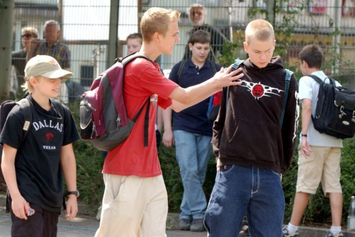 Karakteristik Bullying
