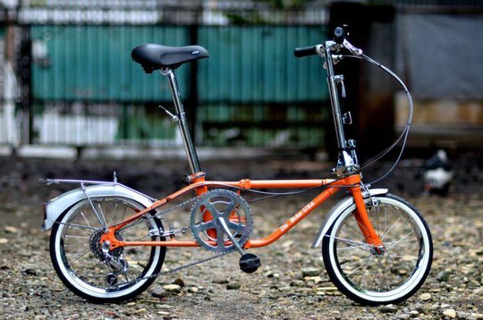 Harga Sepeda Lipat TerbaruHarga Sepeda Lipat Terbaru