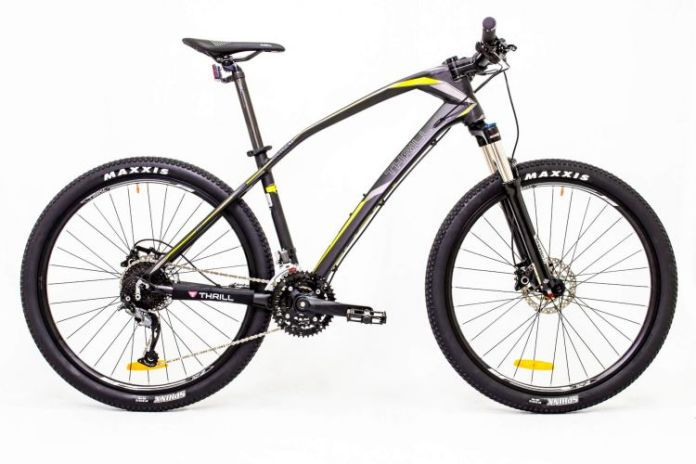 Harga Sepeda Gunung Thrill