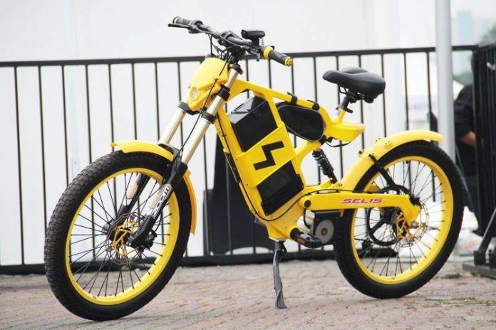 Harga Sepeda Listrik Murah Berkualitas