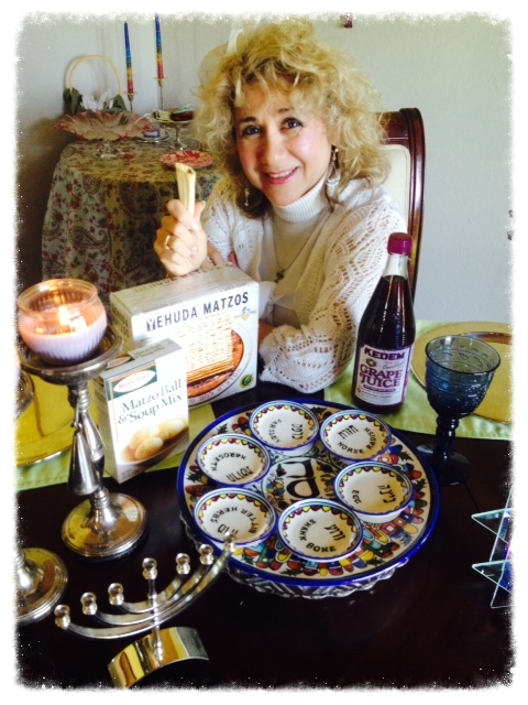 Getting Ready To Celebrate Pesach!