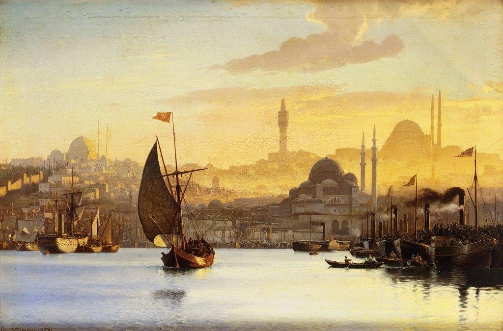 Historiske byer: Konstantinopel – Hovedstaden i det Byzantinske rige