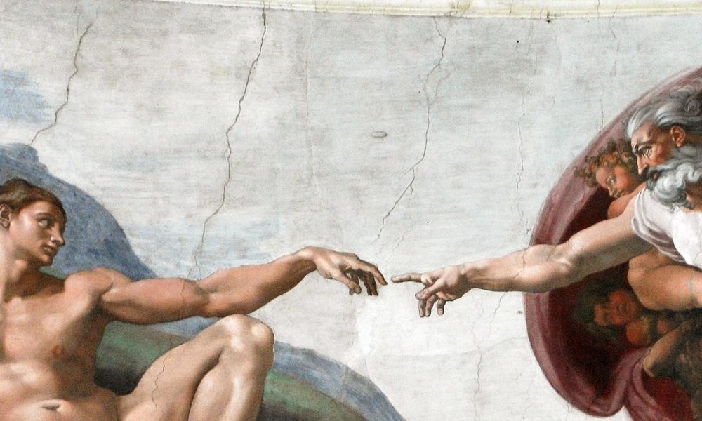 Store personligheder: Michelangelo – Manden bag malerierne i det sixtinske kapel