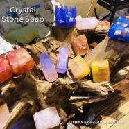 crystral stonesoap