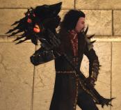 Blood-Iron Kanabo (Eblis - Nightmare)