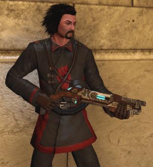 KS-23 (Red Guard - Elite)