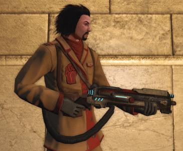 Tsar Gun (Aleksei Cheytre - Nightmare)