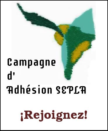 Campagne d'Adhésion SEPLA
