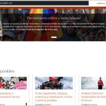 Escuela Reinaldo Carcanholo Nuestra América 2021