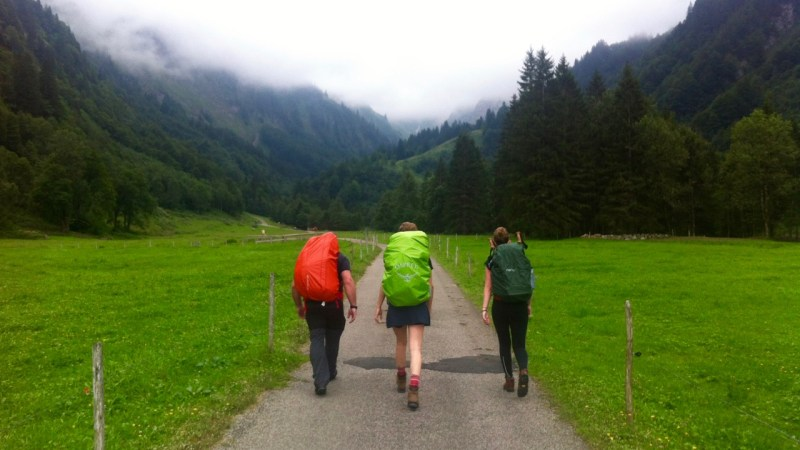 Alpenüberquerung E5