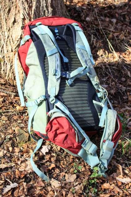 Osprey Kestrel 38 Test