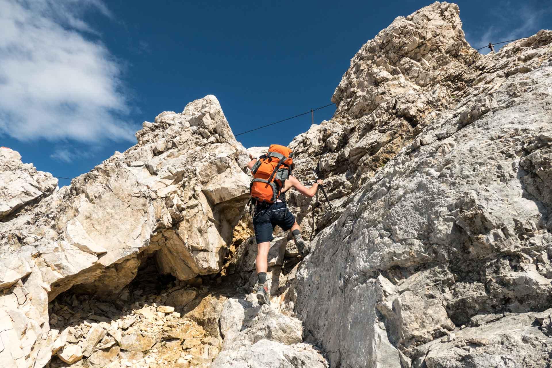 Klettersteig Zugspitze Schwierigkeitsgrad : Auf die zugspitze für anfänger