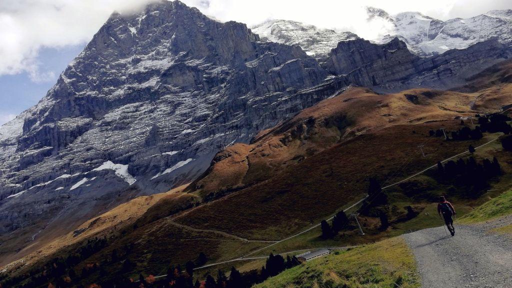 Via alpina grüner Weg