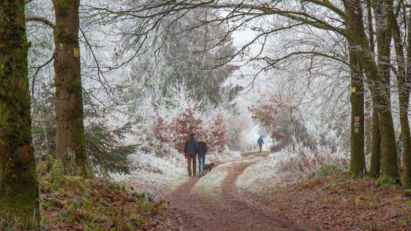Wanderausrüstung Herbst Winter