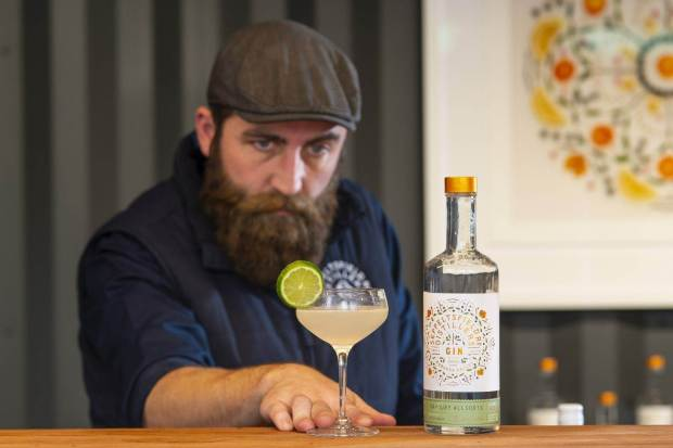 Scott McCarthy - Brand Ambassador Seppeltsfield Road Distillers Barossa Valley, South Australia