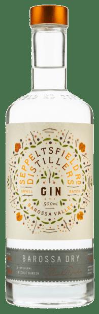 Seppeltsfield Road Distillers Barossa Dry Gin 500ml Barossa Valley