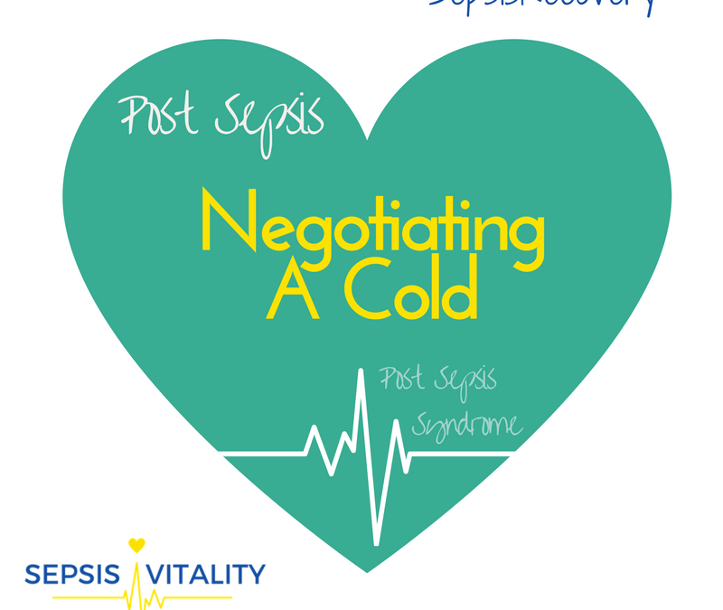 Negotiating A Cold – Post Sepsis