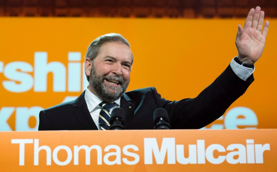 Image result for Thomas Mulcair
