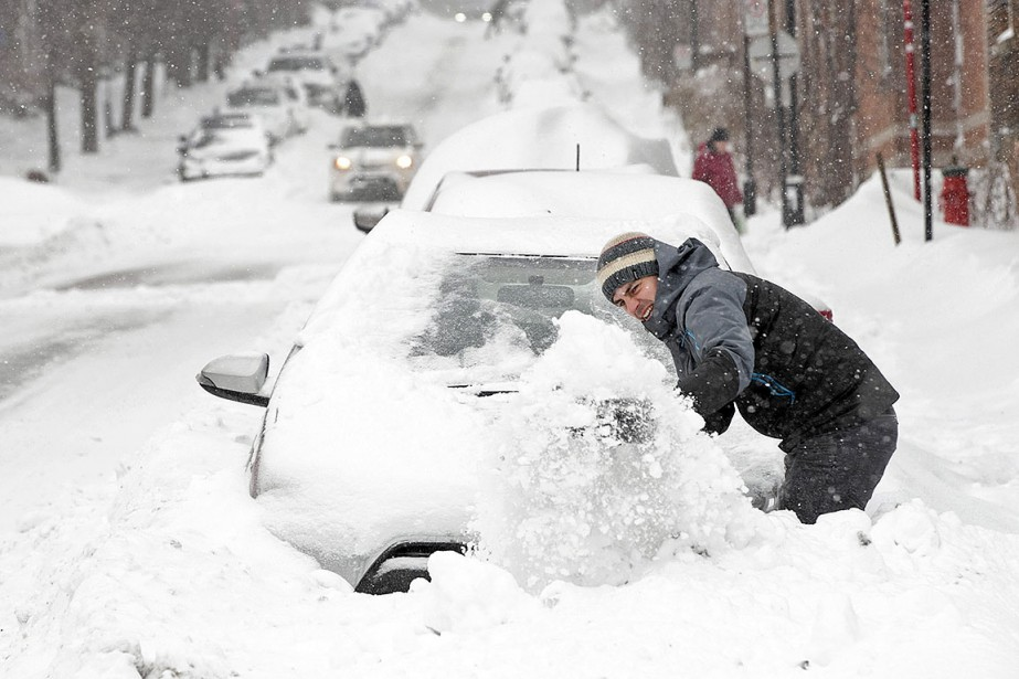 Image result for montreal neige