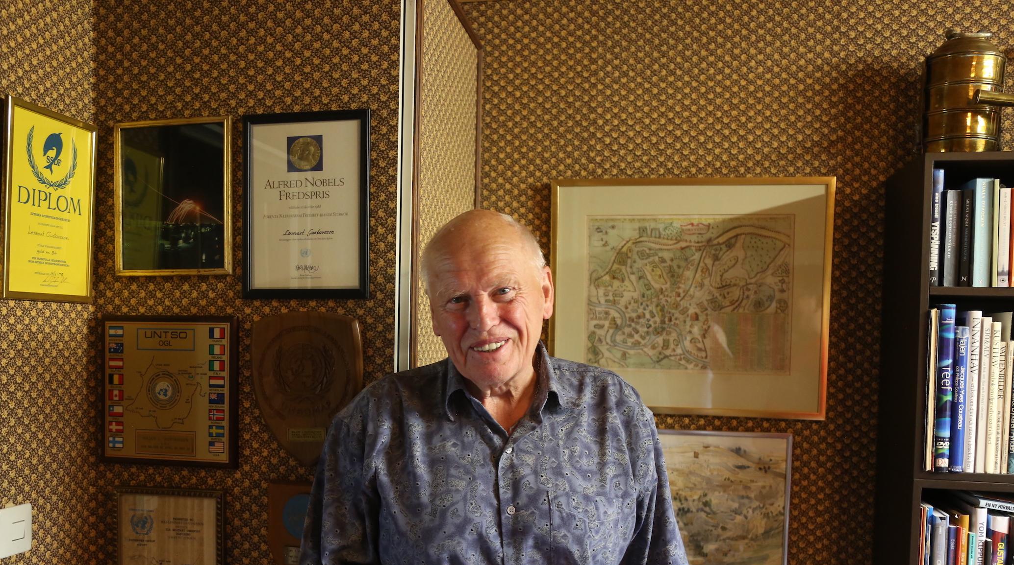 专访诺贝尔和平奖得主:  合作对话,止暴治乱,维护繁荣稳定自由的香港