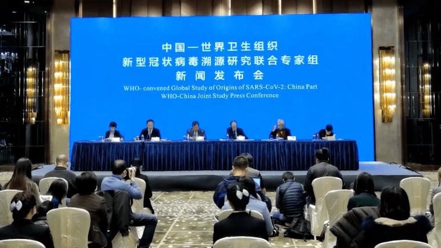 """Résultat de recherche d'images pour """"中国-世卫联合溯源发"""""""