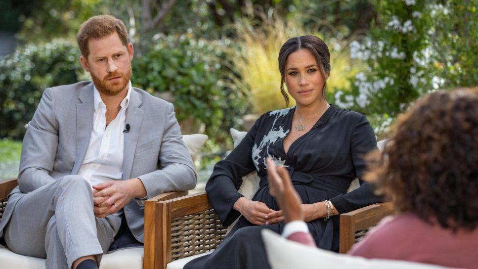 哈里王子和梅根的奥普拉专访引爆收视- 华尔街日报