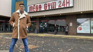 Le propriétaire du Mega Fitness Gym et fondateur de la coalition, Dan Marino.
