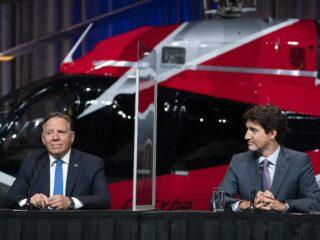 两级政府注资近7亿 魁省航空航天业再发力