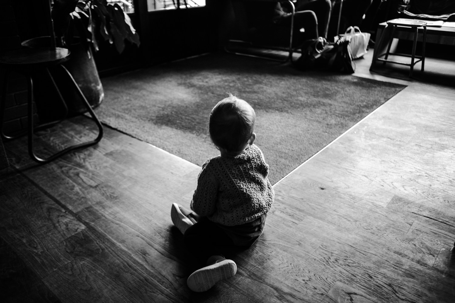 Shoreditch family photography   Ace Hotel baby   September Pictures