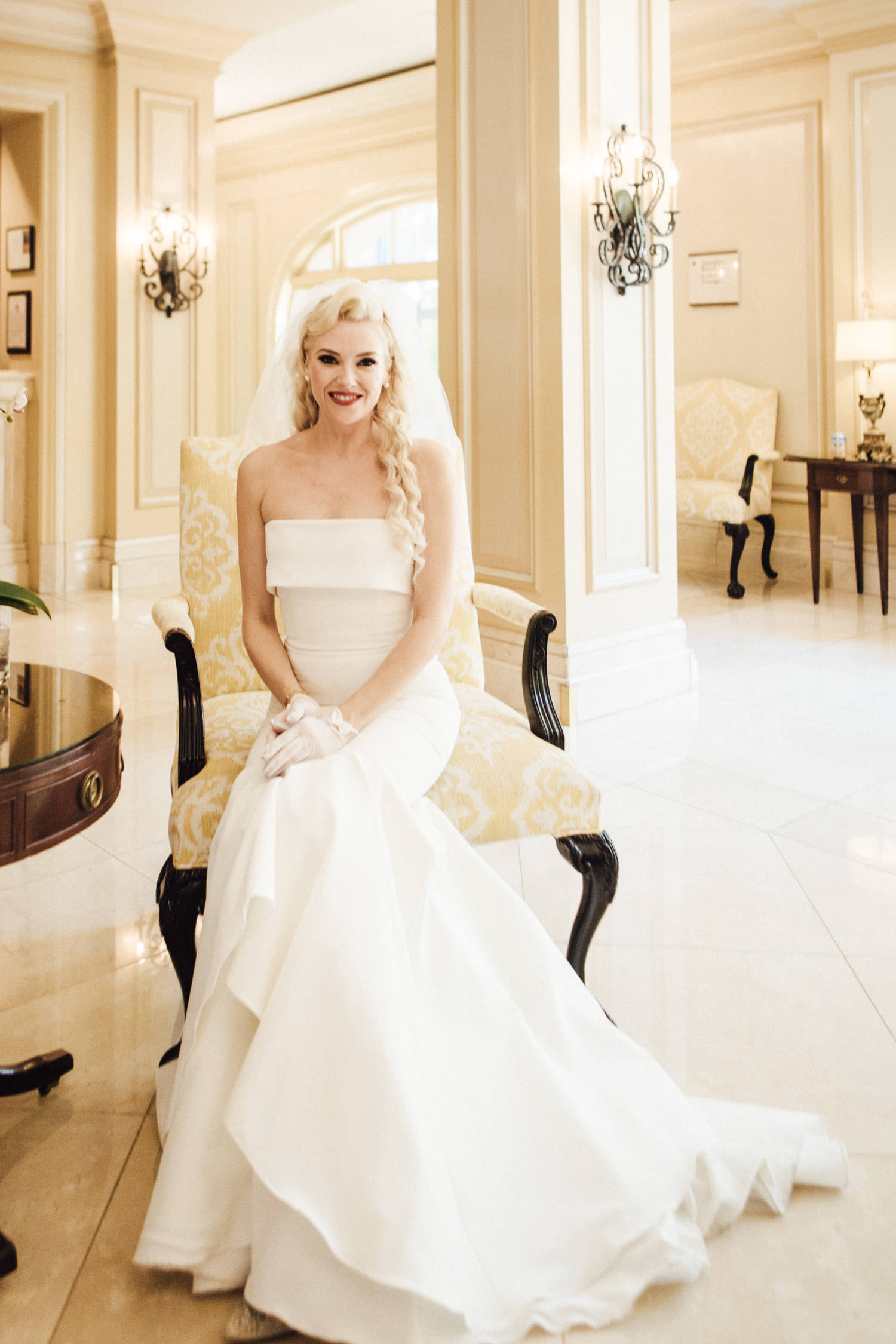 Langham Huntington Pasadena wedding photography | Los Angeles